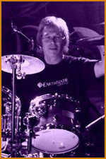 Dave White on Drums