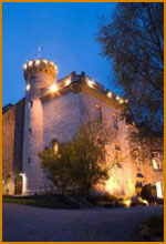 Wedding Venue - Tulloch Castle, Dingwall, Highlands